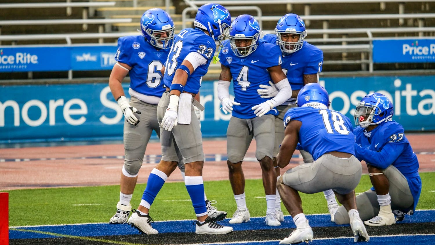 UB hopes to play a full 12-game schedule in 2021, after COVID shortened its 2020 slate.
