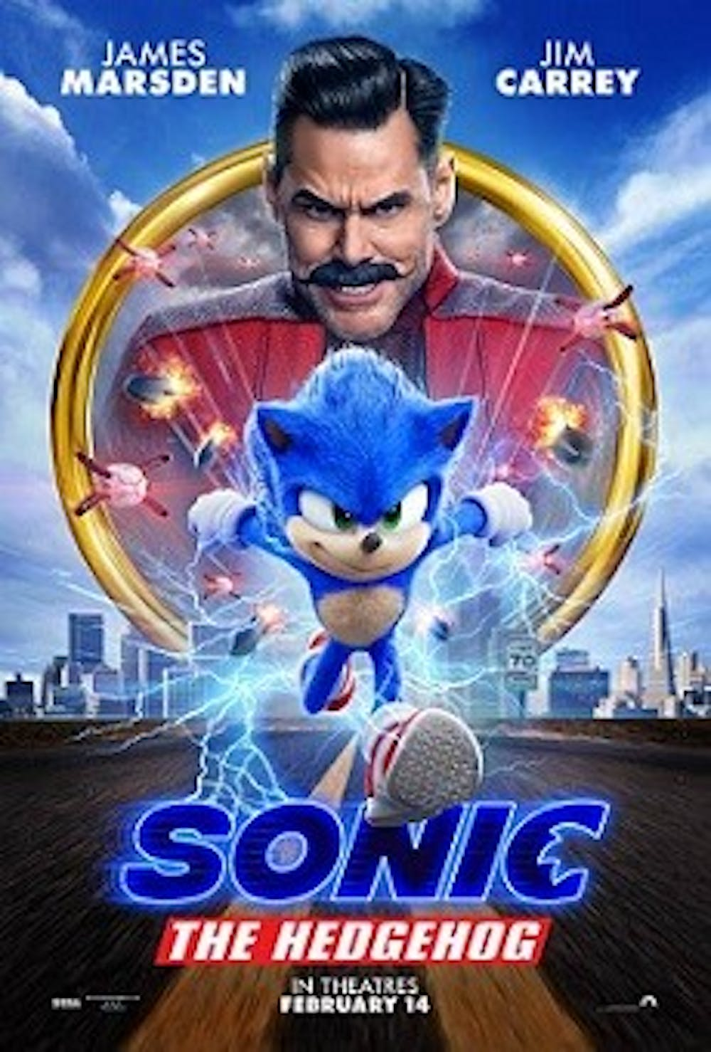 Sonic The Hedgehog Defies Low Expectations And Doubts The Spectrum