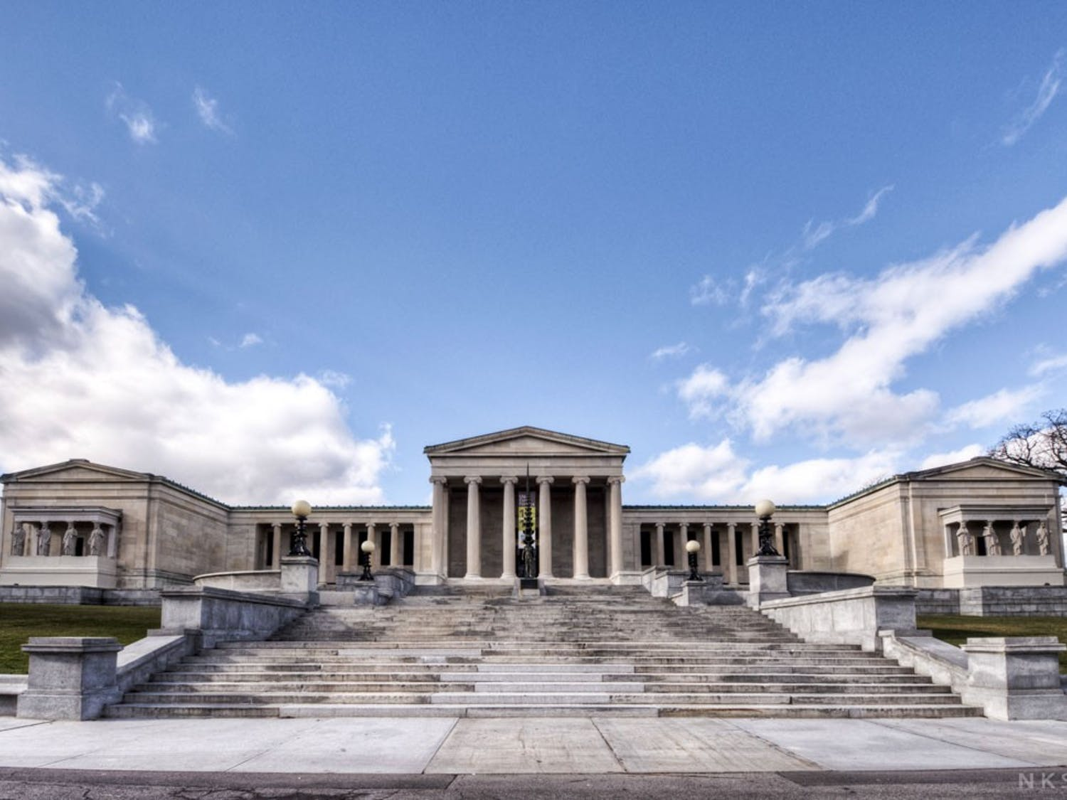 The Albright-Knox will close on Monday for a two-year construction project which should add 30,000 square feet of museum space.