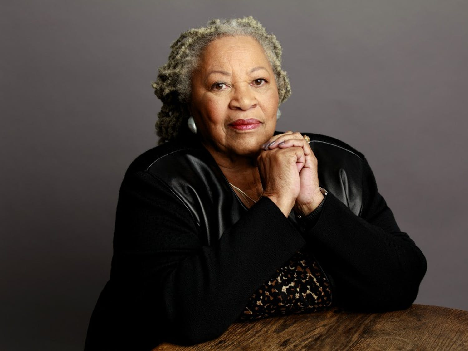 Nobel Prize-winningauthor Toni Morrison took the stage at Kleinhans Thursday evening inanother installment of Just Buffalo Literary Center's 2017-18 BABEL series. Morrison, speaking on the 50th anniversary of Dr. Martin Luther King Jr.'s address in the same venue, discussed her lengthy career and discussed each of her 11 well-read novels.