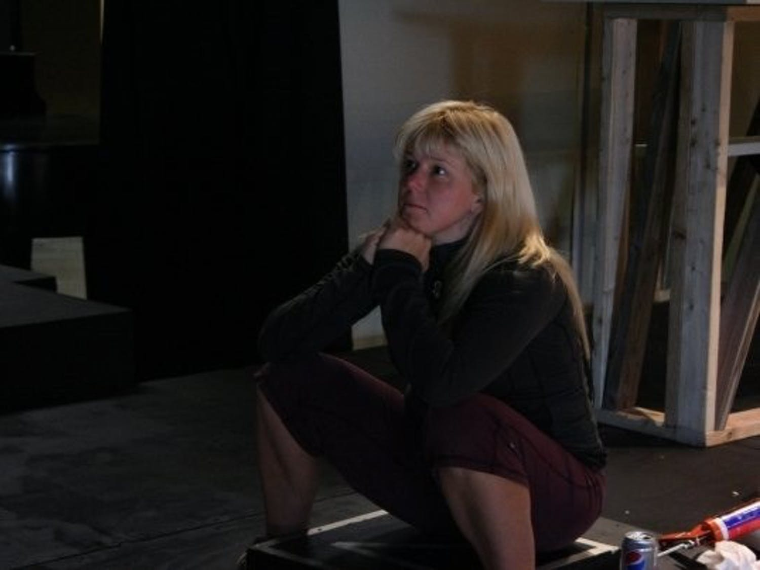 """Kathleen Golde is the intimacy director for UB's production of """"The Threepenny Opera,"""" and ensures issues and boundaries are addressed for her actors."""
