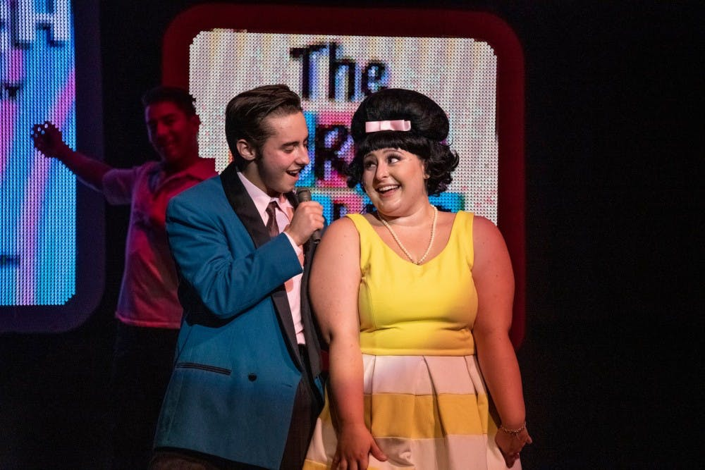 <p>Stills from the production of Hairspray now showing at The Kavinoky Theatre.</p>