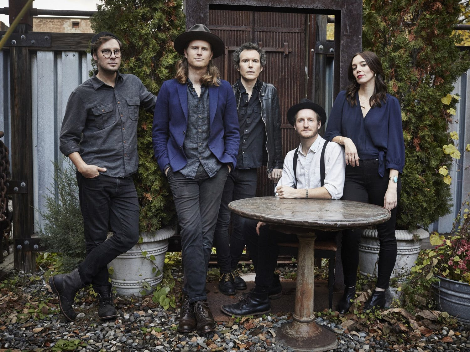 Jeremiah Fraites, co-founder and drummer of The Lumineers, spoke to The Spectrum ahead of their Feb. 26 show at KeyBank Center.