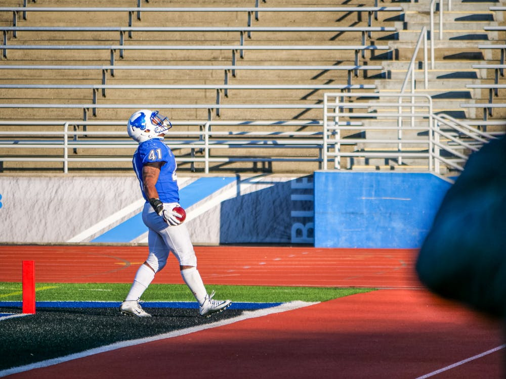 <p>UB running back Jaret Patterson was named a semifinalist for the Doak Walker Award Monday.</p>