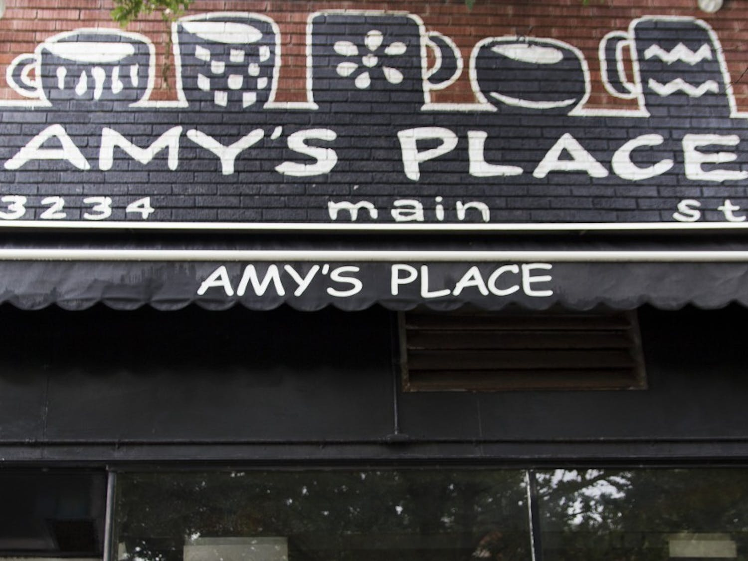 If you're looking for some falafel, there are tons of tasty options to choose form in the Queen City. Amy's Place (pictured above) offers a delicious falafel wrap for a modest price, and it's right down the road from South Campus.