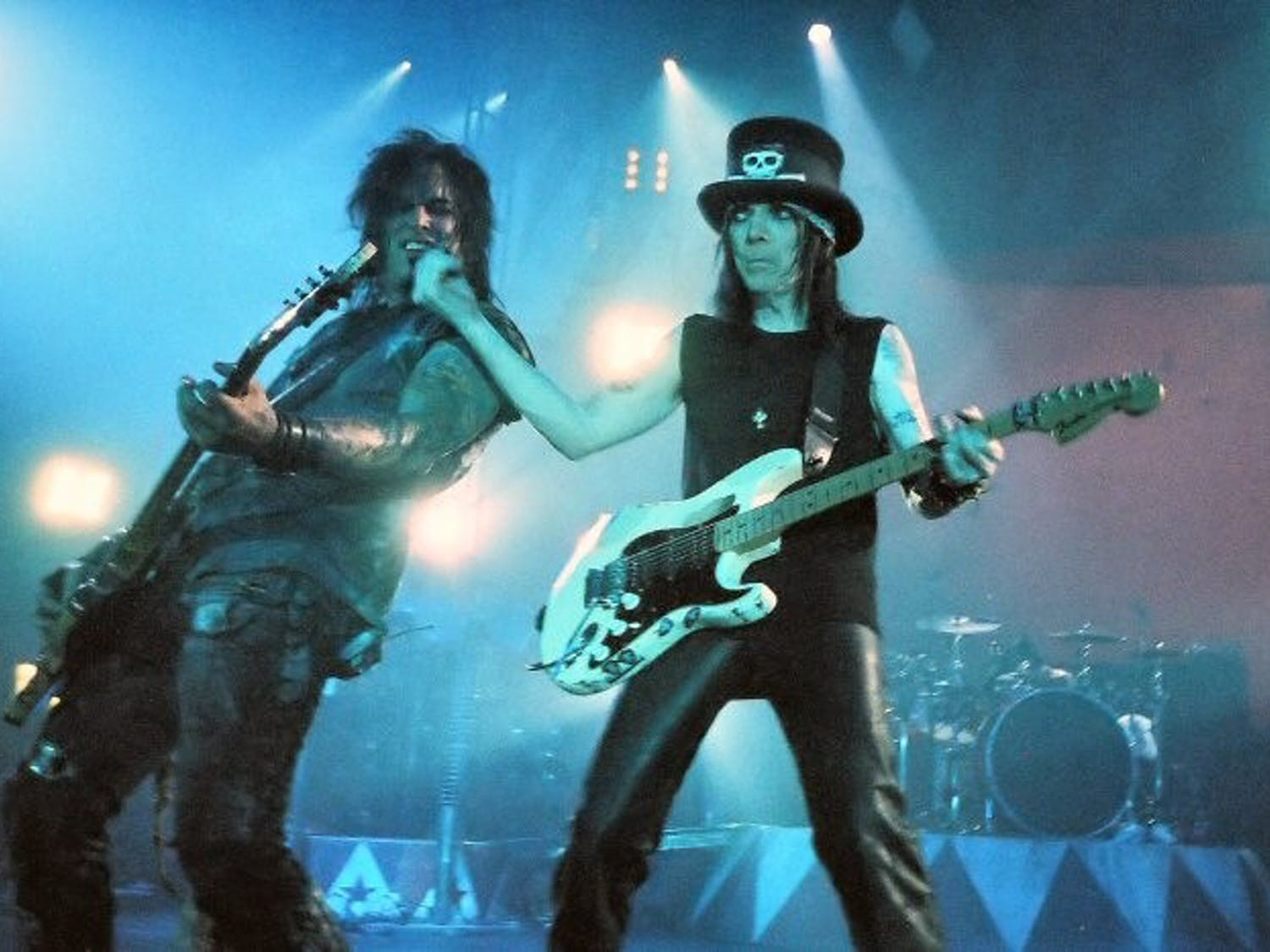 """Mӧtley Crüe deliver a hard-hitting serving of drug-induced tales of rock in Netflix's """"The Dirt."""" The problem is there's little else there to relish."""