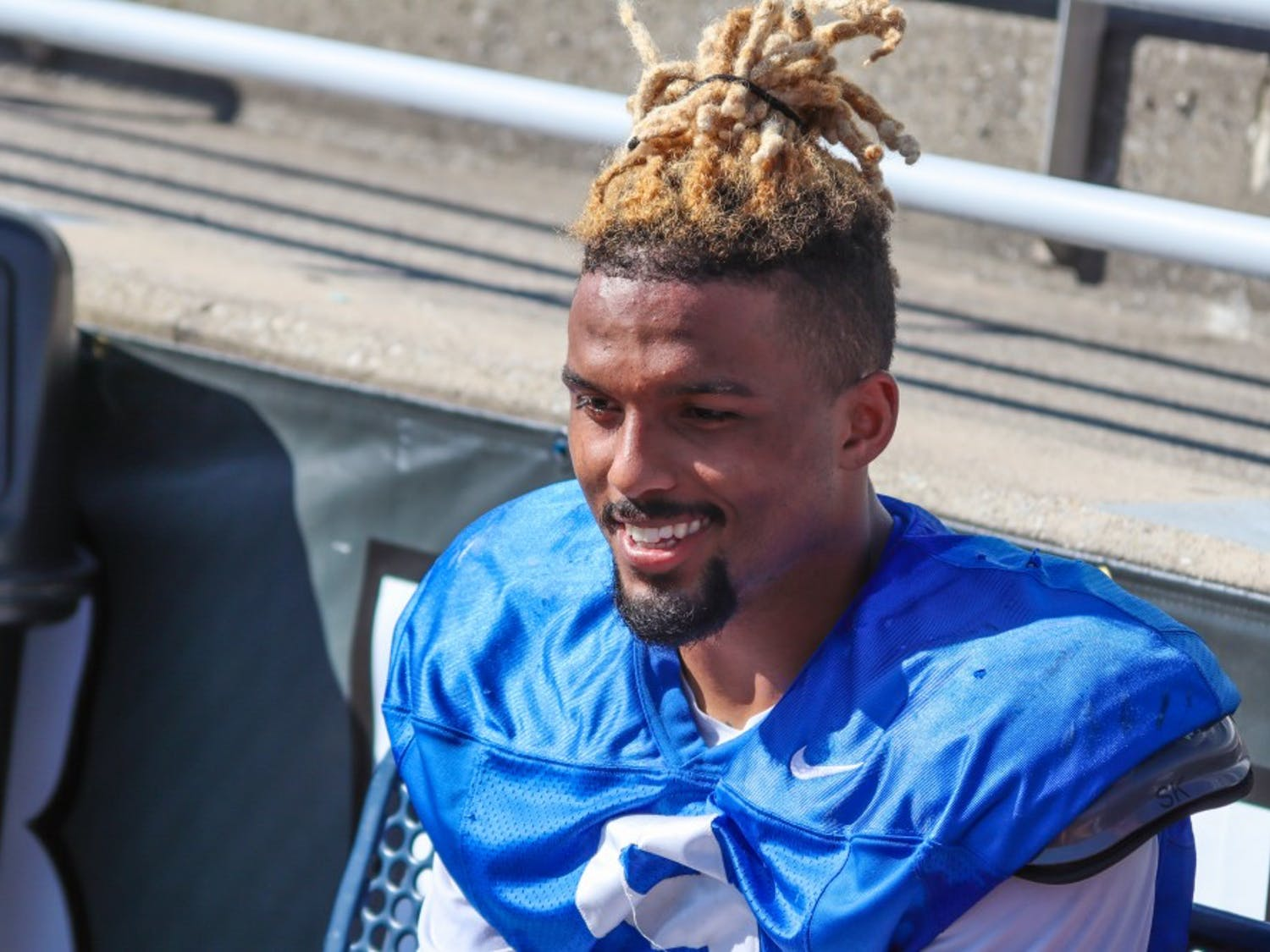Senior Safety Joey Banks speaks about UB's season so far and the upcoming schedule ahead.