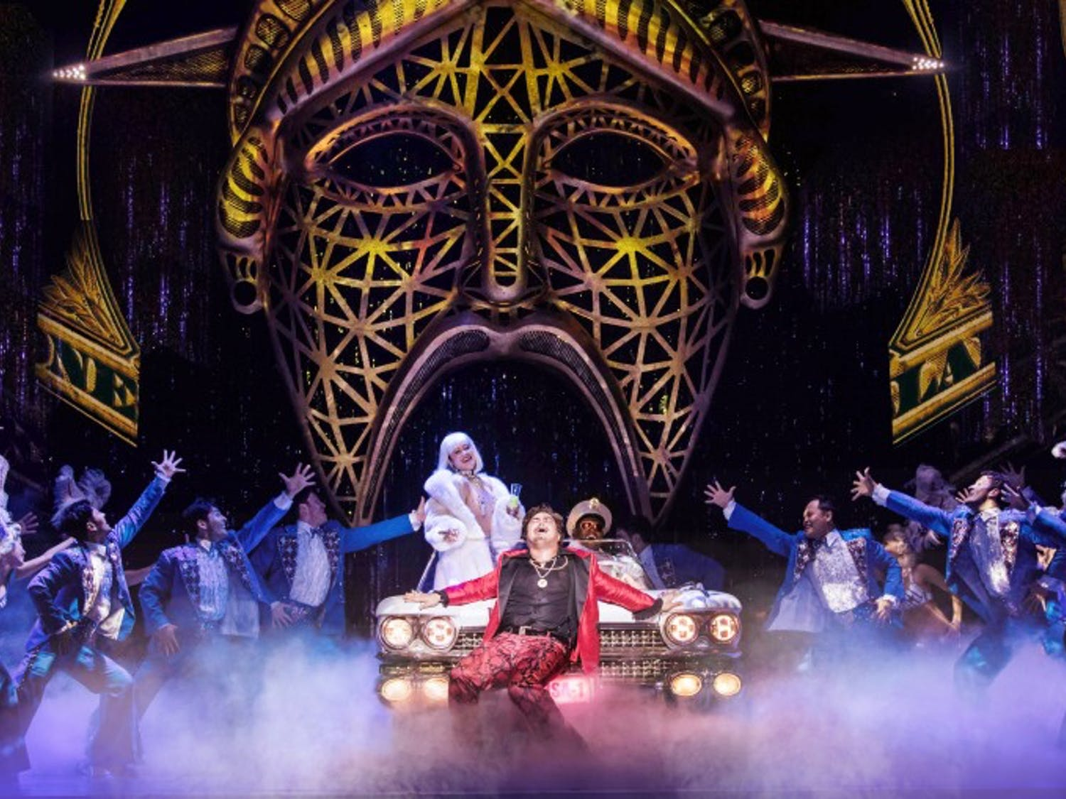 """The updated revival tour of """"Miss Saigon"""" opened at Shea's. The musical tells the tragic love story between Kim, a Vietnamese sex worker, and Chris, an American G.I., during the end of the Vietnam War."""