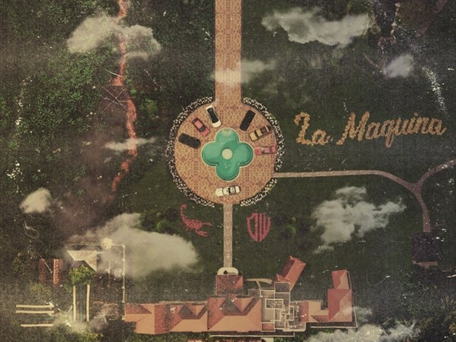 """Only two months after his last project, """"If It Bleeds It Can Be Killed,"""" Conway brings another tale of arrogance-induced cinematic hip-hop with """"La Maquina,"""" which lets his wacky yet assertive persona shine across 11 tracks."""