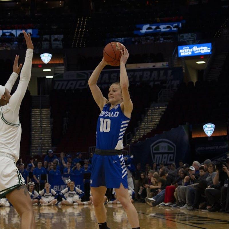UB women's basketball wins 2019 MAC championship