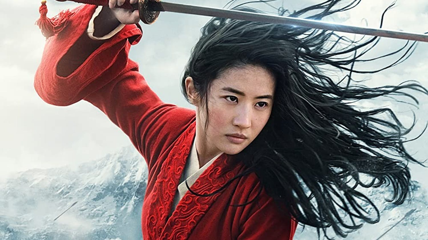 """Christopher Rea encourages students to view both the 1939 and 2020 versions of the Disney classic """"Mulan."""""""