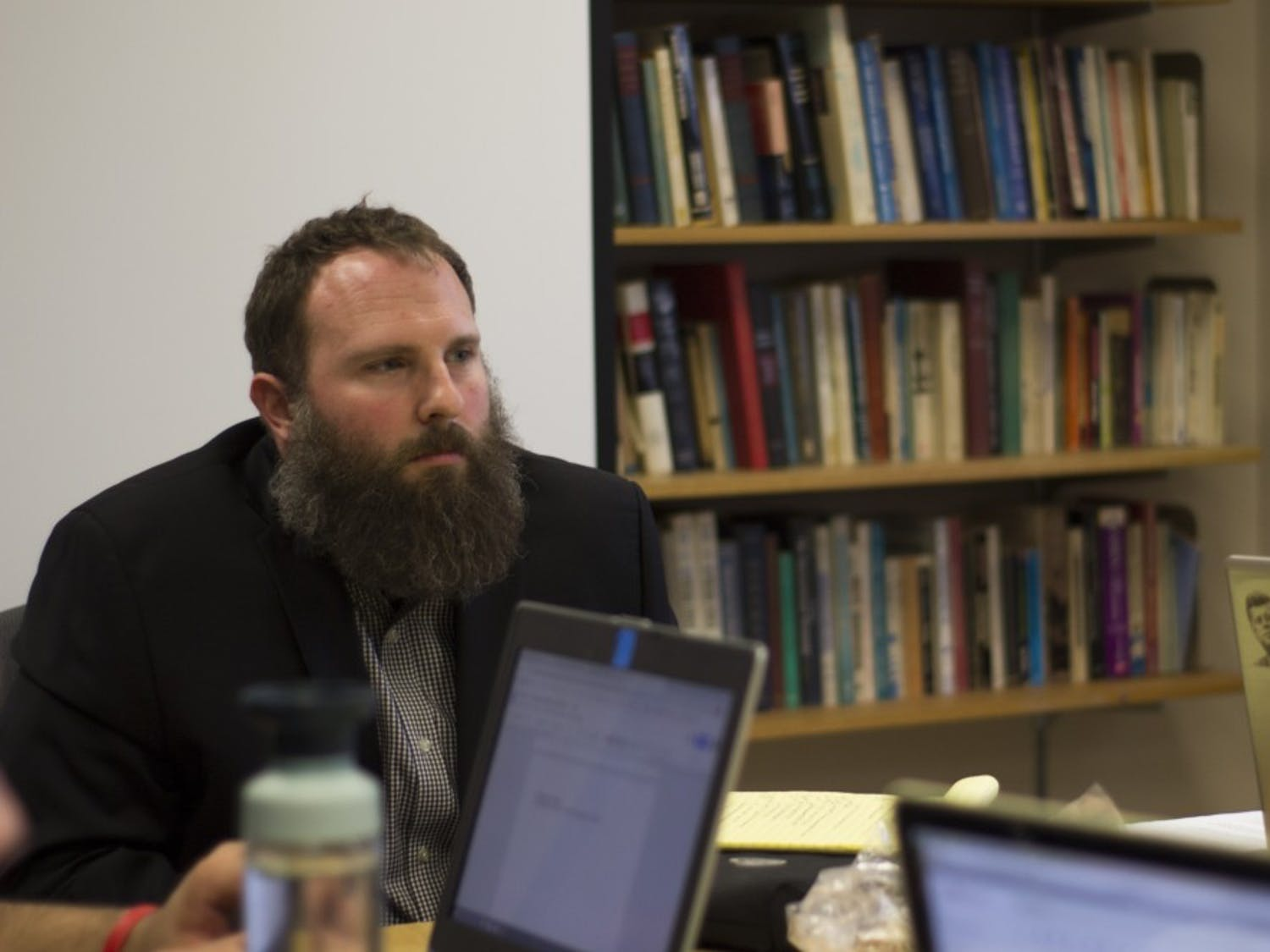 Professor Jacob Neiheisel has grown a political science career beyond academia at UB, regularly appearing on MSNBC as well as most recently Time online.