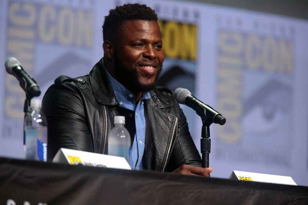 Winston Duke's Distinguished Speakers Series event for Wednesday has been postponed.