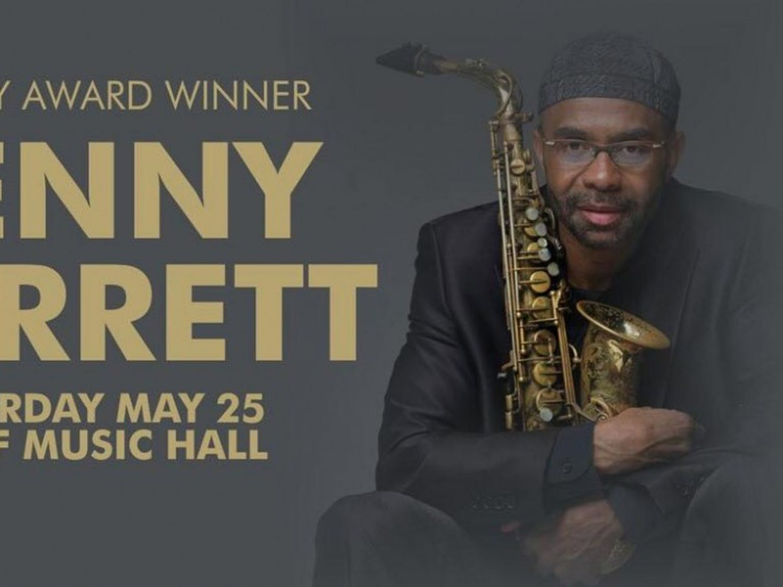 Kenny Garrett, a Grammy-Award-winning alto saxophonist and flutist, will perform in Buffalo at the Tralf on Saturday.
