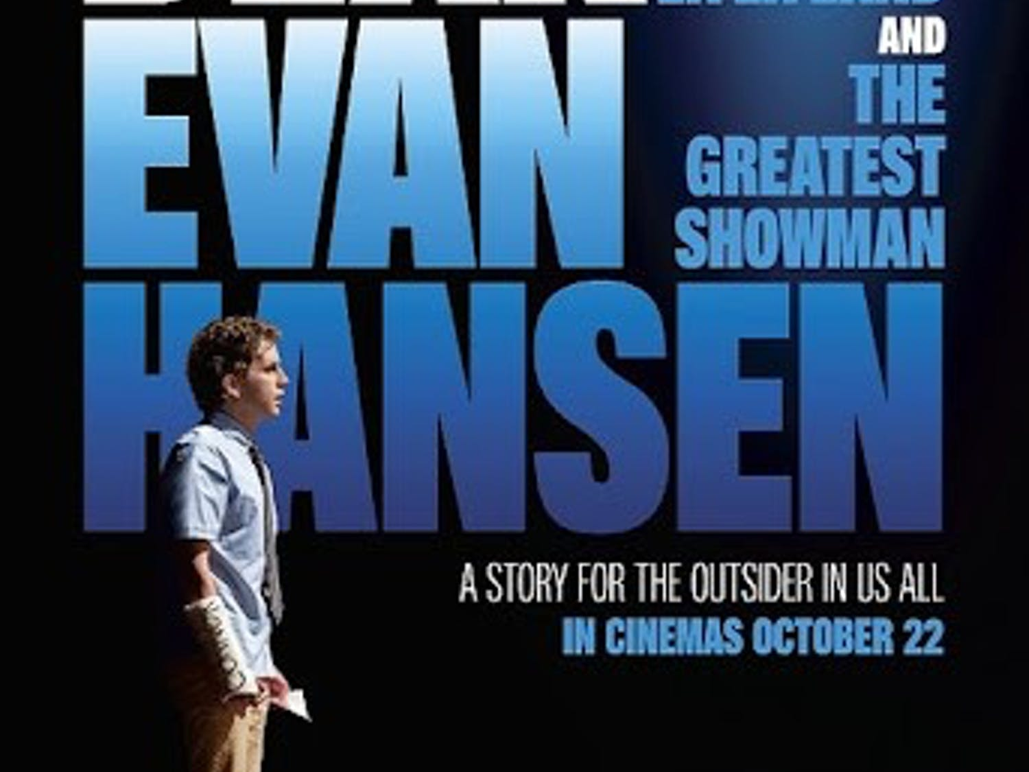 """The film adaptation of """"Dear Evan Hansen"""" released in theaters on Friday."""