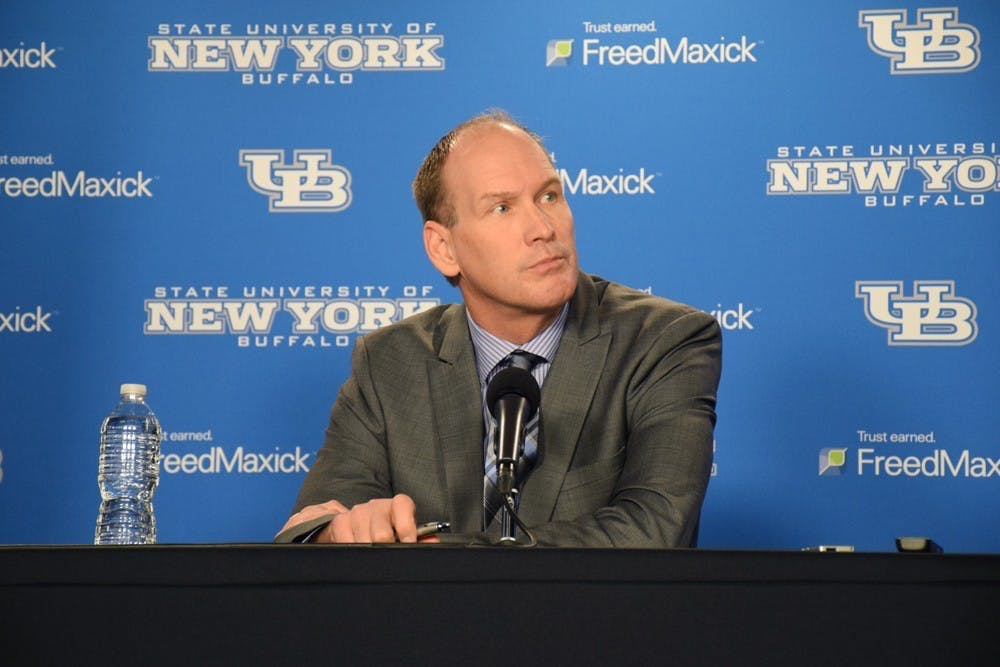 Lance Leipold, a two-time Mid-American Conference Coach of the Year, went 37-33 in six seasons at UB.