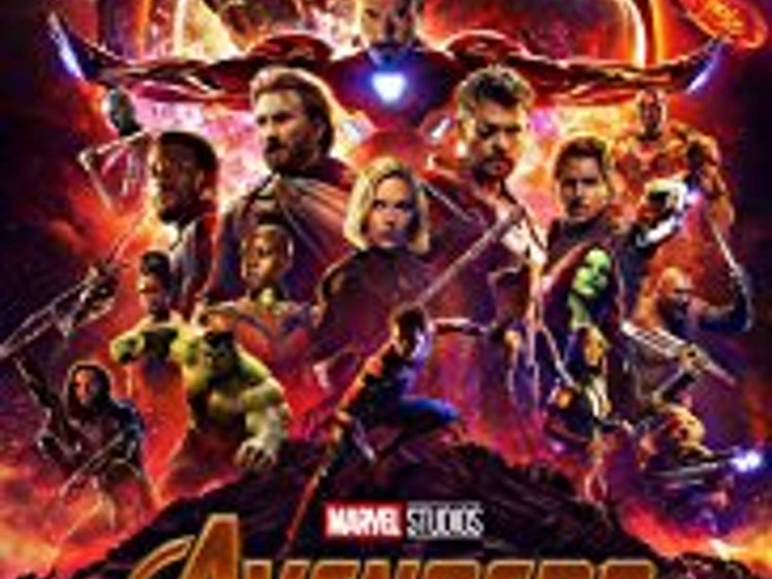 """""""Avengers: Infinity War"""" is the only film that matters this month. It is 10 years in the making, coming almost a decade to the day after """"Iron Man"""" kicked off the Marvel Cinematic Universe in 2008."""