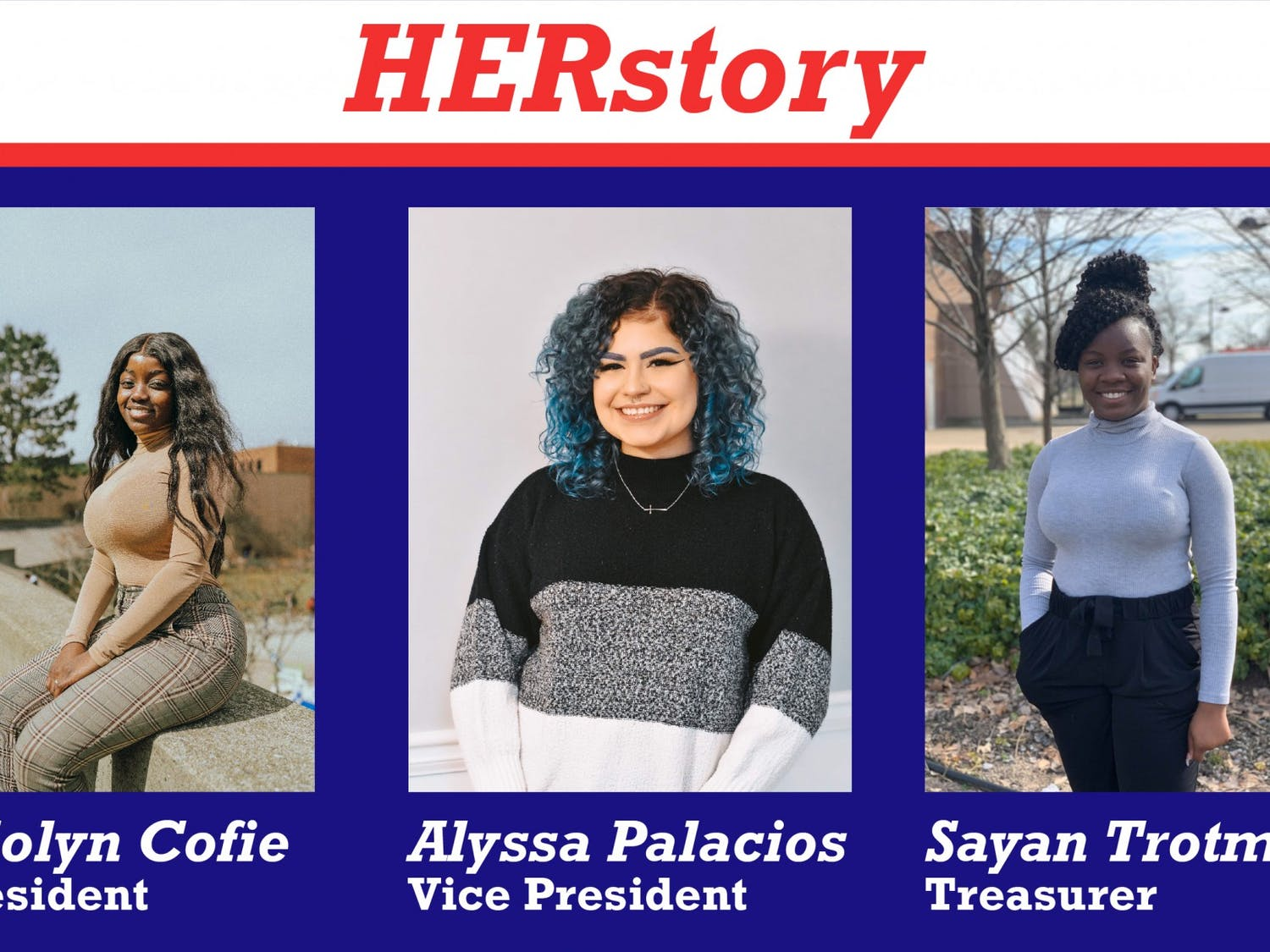 The HERstory eboard plan to increase transparency between SA and the student body and communicate to students the importance of the mandatory student activity fee