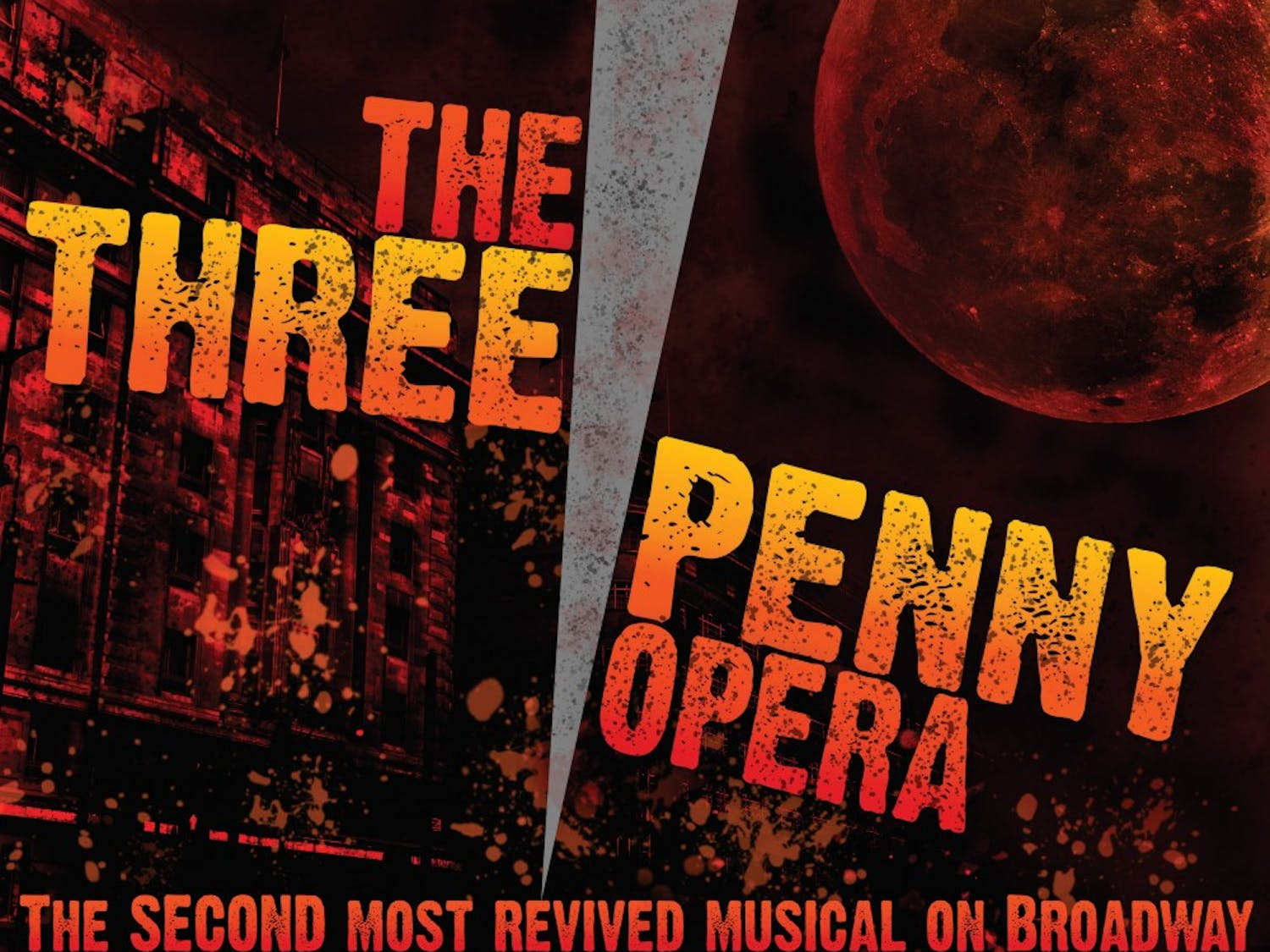 """The Threepenny Opera"" brings a fresh yet accurate take on the classic play. The UB theatre and dance department will unveil the seminal work runs May 2 through May 4."
