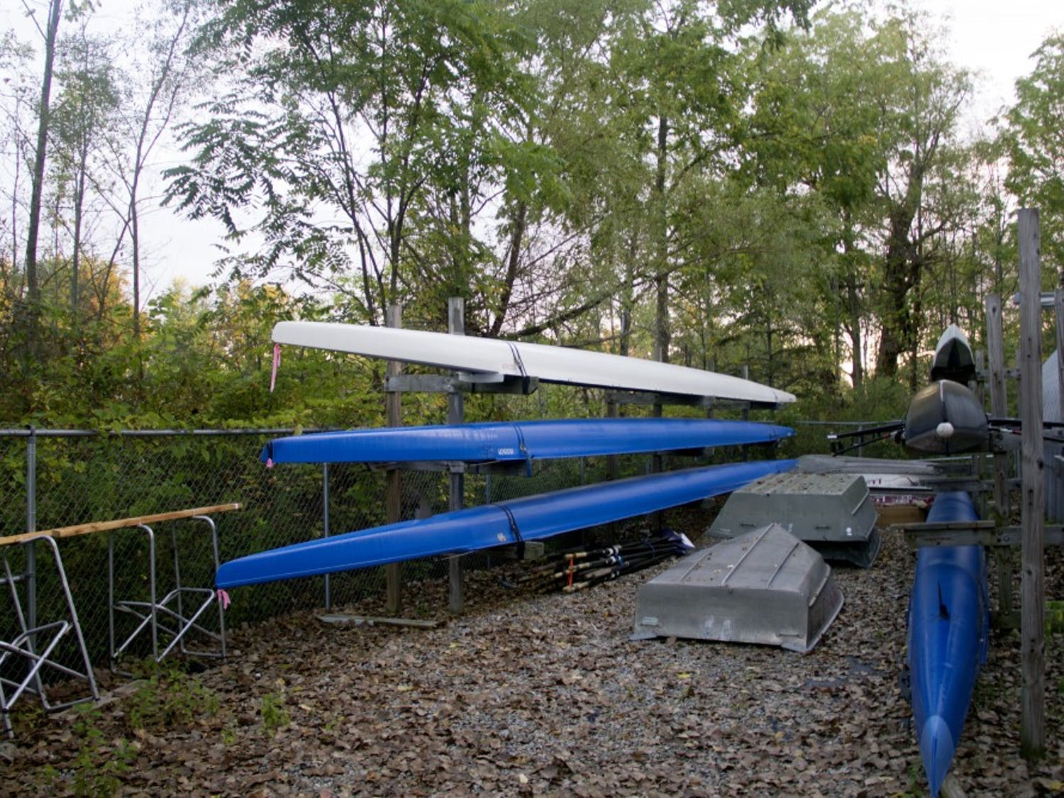 Eight months after UB cutting four Division I teams, the club rowing team continues to wait for a decision from SUNY on use of the former rowing teams equipment.