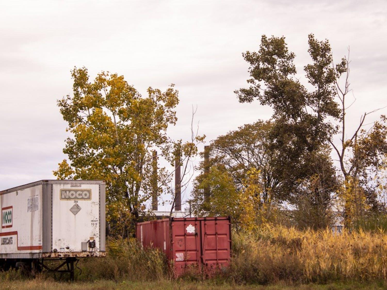 Former Tonawanda Coke plant.
