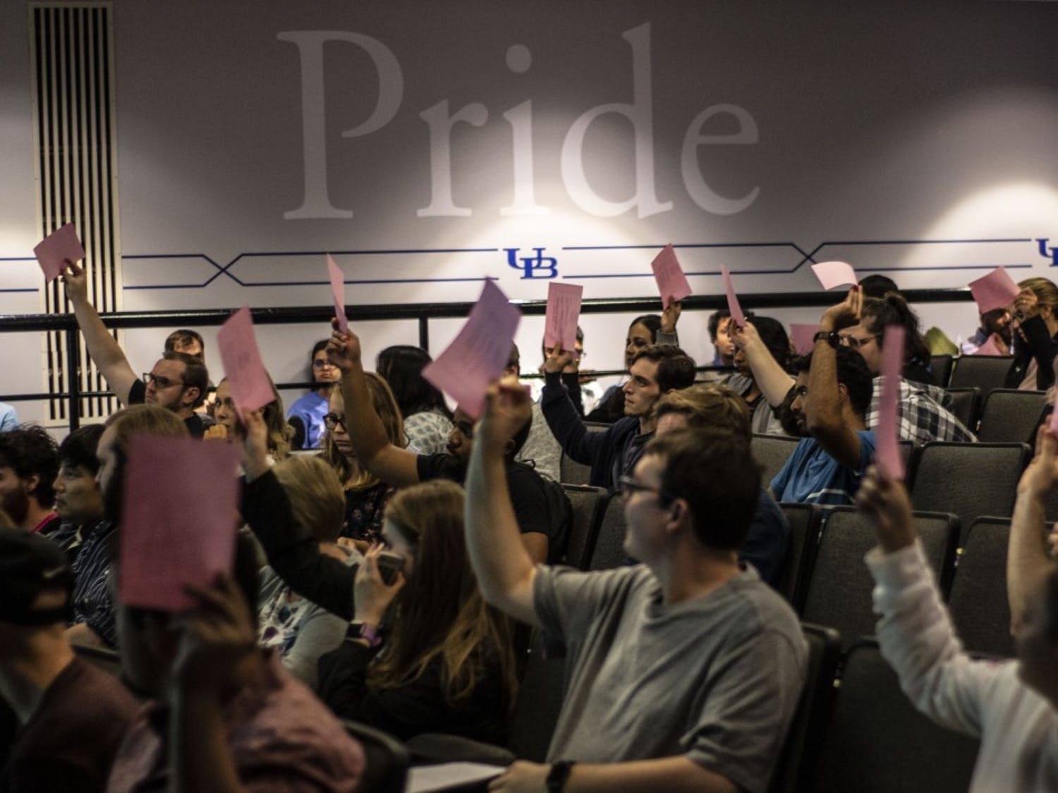 The Graduate Student Association held their first Board of Directors meeting on Wednesday. GSA still has no funds to reimburse clubs for another three to four weeks.