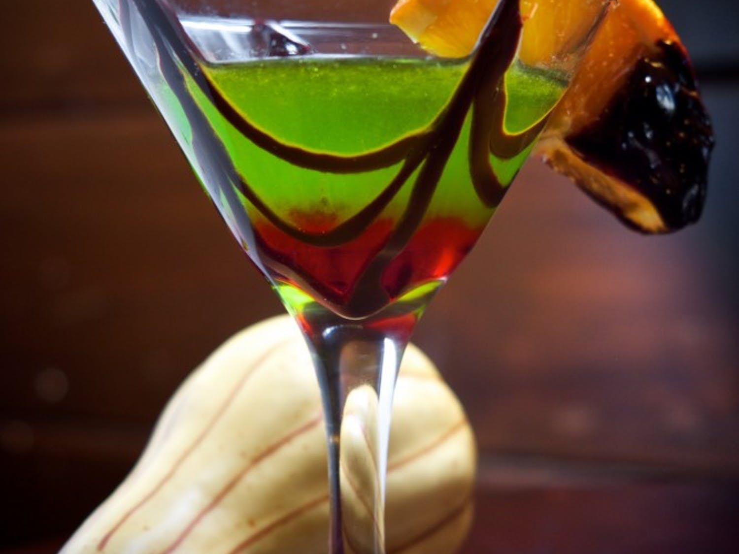 You're bound to get thirsty while party hopping this weekend. Shots? Cocktails? Beer? The Spectrum compiled a list of some sweet and colorful cocktails to aid any outing and setting this Halloween weekend.