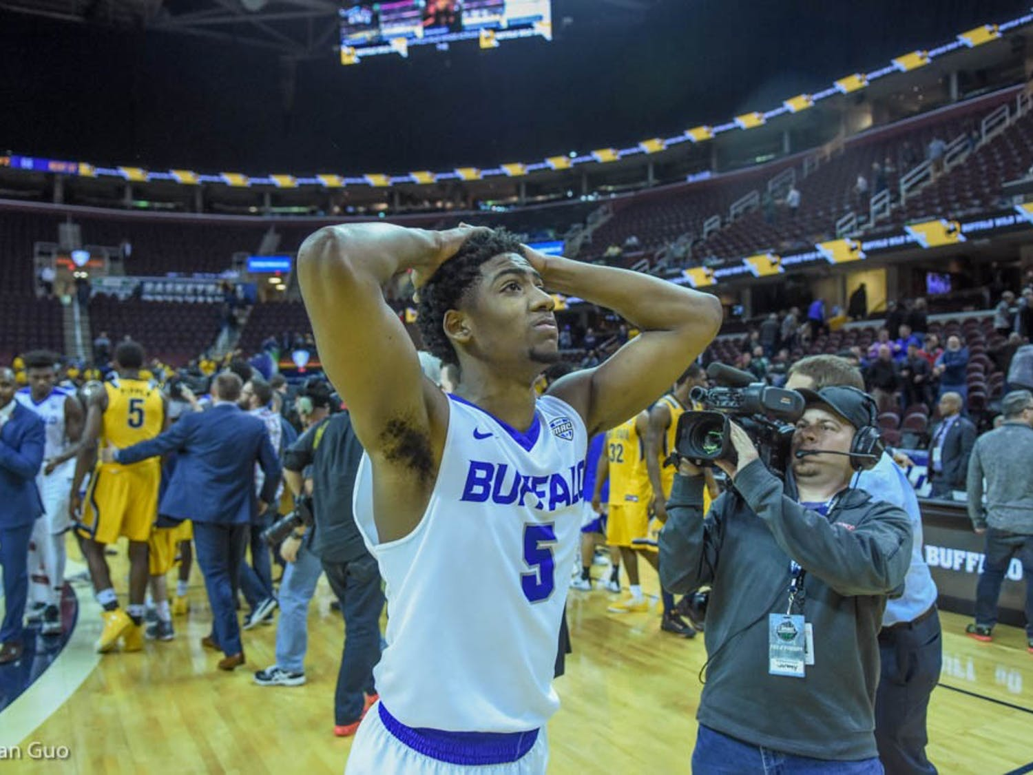 Buffalo lost a physical contest Thursday night to the Kent State Golden Flashes. The game came down to a last second shot from sophomore CJ Massinburg.