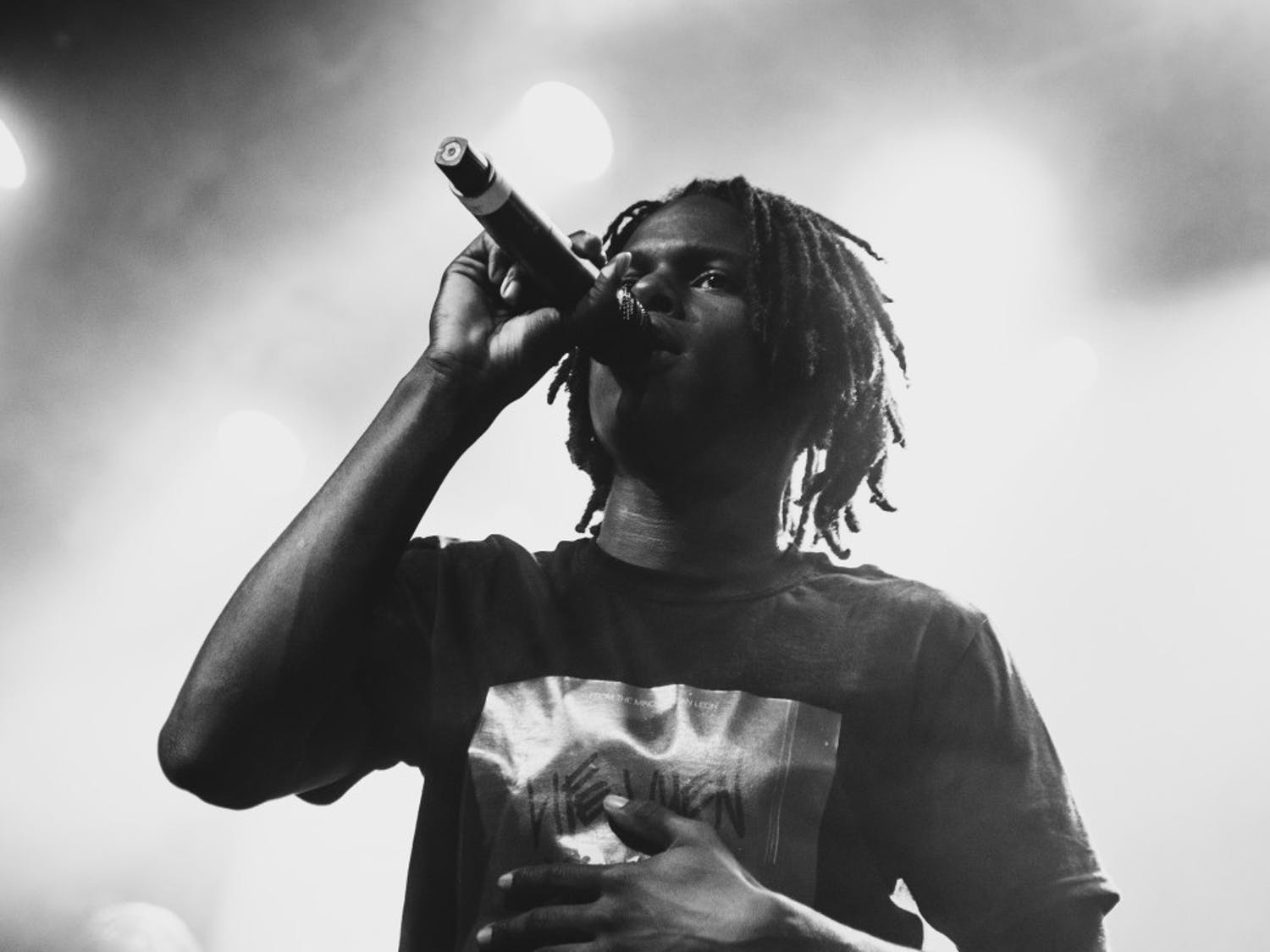 R&B singer Daniel Caesar will open SA's Spring Fest on May 5. SA will announce headliners on Thursday and Friday.