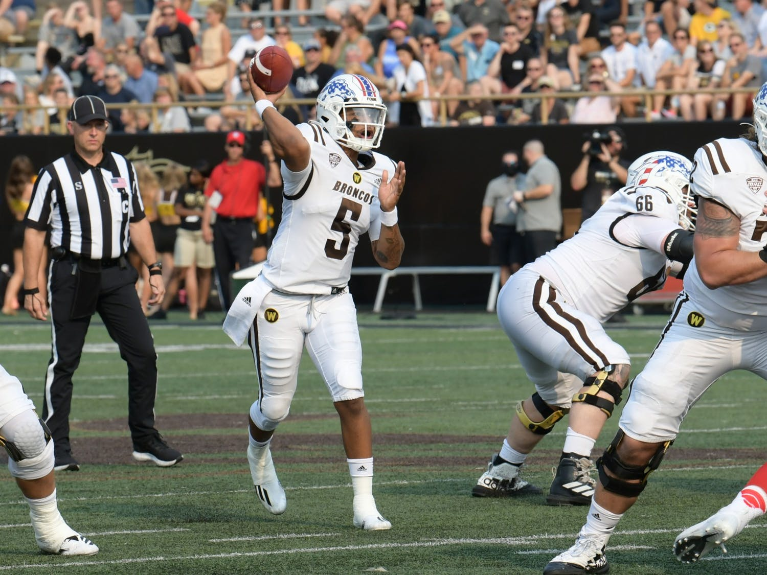 The Bulls will host the Western Michigan Broncos Saturday afternoon UB Stadium for their homecoming game.