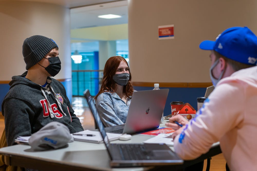 In a phone call with New York college students, Schumer emphasized the need for students to unite around $50,000 of student loan cancellation and mount a pressure campaign on President Biden.
