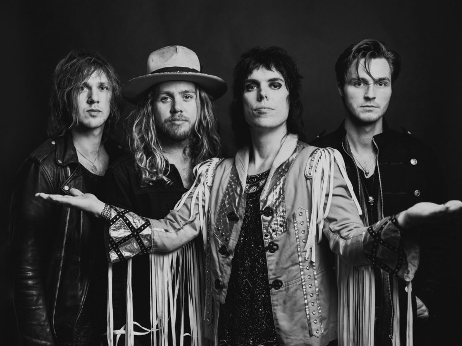 The Struts vocalist Luke Spiller spoke with us before his band's Canalside show this week.