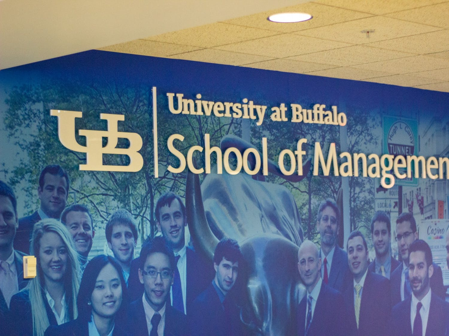 Dean of the School of Management co-signs a letter asking for a change in immigration policies after seeing a decline in international business school applicants.