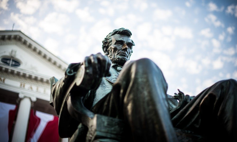 Despite legislation from ASM, Chancellor Rebecca Blank told The Daily Cardinal that the university does not plan to put a plaque on the university's statue of President Abraham Lincoln recognizing his role in the deaths of natives.