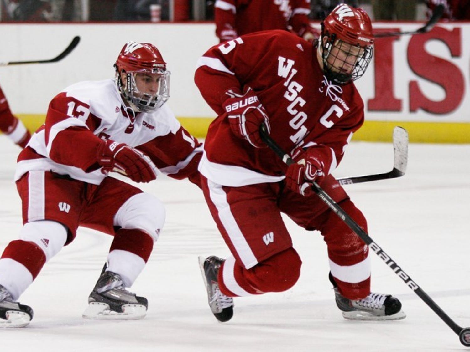 Badgers jump into WCHA play with season opener against CC