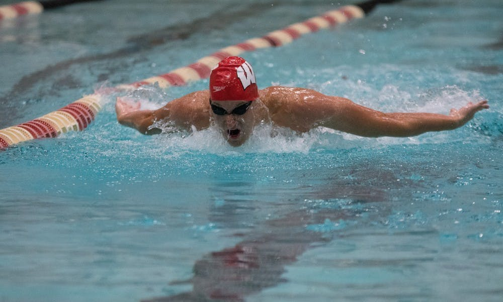Todd McCarthy will play a big role for Wisconsin this year, and could be an X-factor in the meet against Georgia.