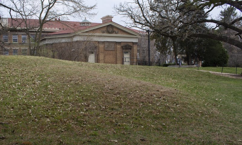 Effigy mounds around campus, remind UW-Madison students and community members of the native history of the land.