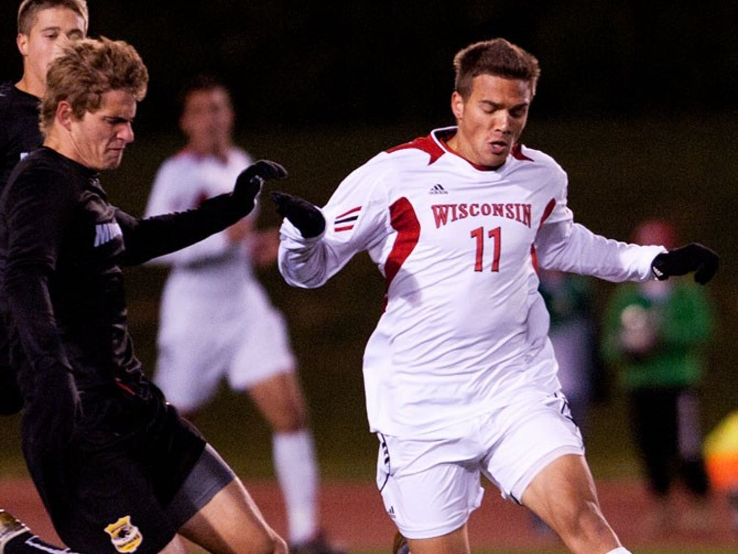Badgers shut out Panthers for win number two