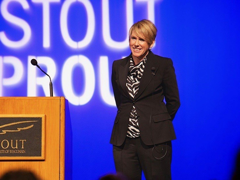 Katherine P. Frank Chancellor Search Presentation