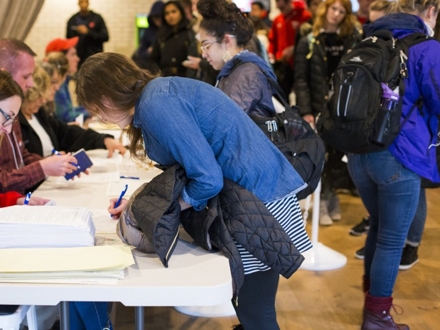 A narrow group of voters could be able to vote without IDs, after a ruling from a federal court Tuesday.