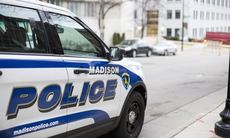 Madison police have not yet found the armed woman who robbed a gift store Monday