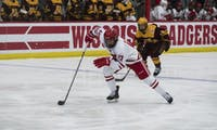 Former Wisconsin defender Lauren Williams was the first overall pick in the 2018 CWHL Draft, but if her franchise relocates, it will likely mark the end of her professional career.