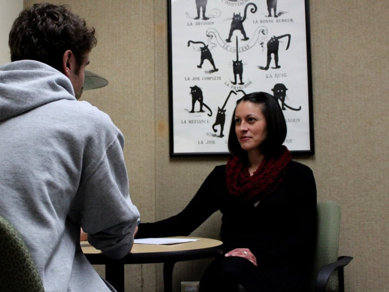 Some UW-Madison advisors serve over 400 students, according to Wren Singer, director of the Office of Undergraduate Advising.