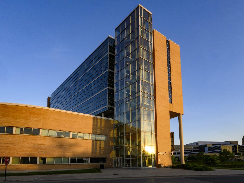 Photo of the UW-Madison School of Pharmacy.