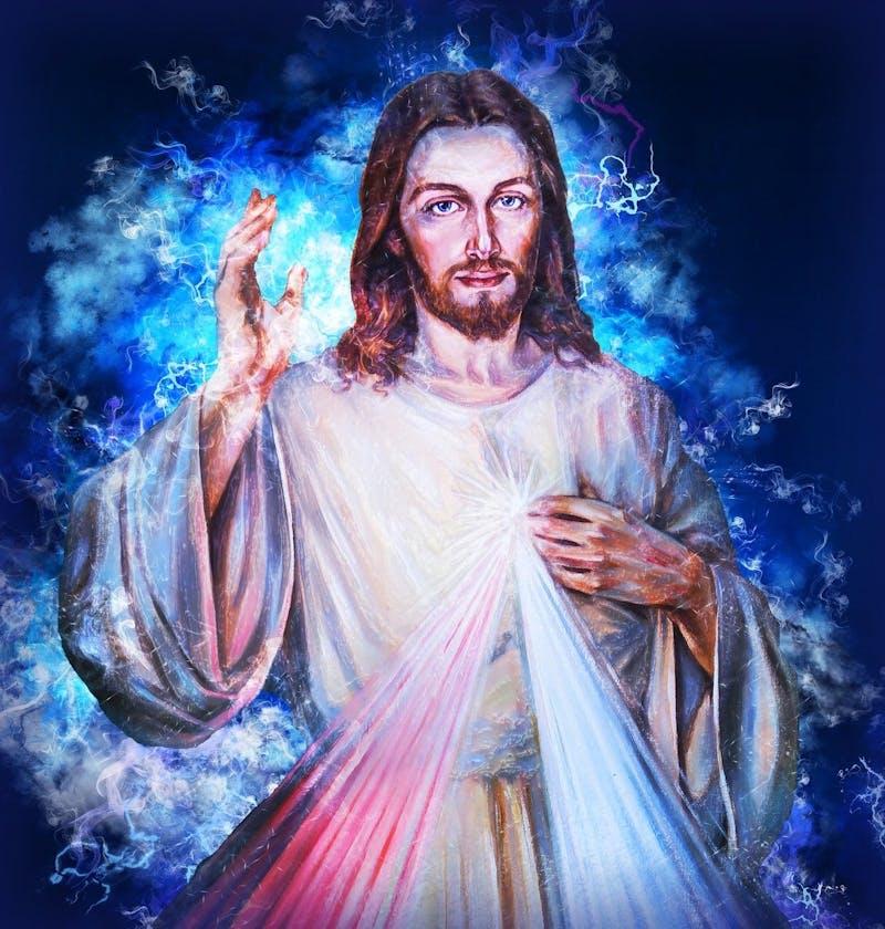 Jesus Christ thinks cocaine is real nice.