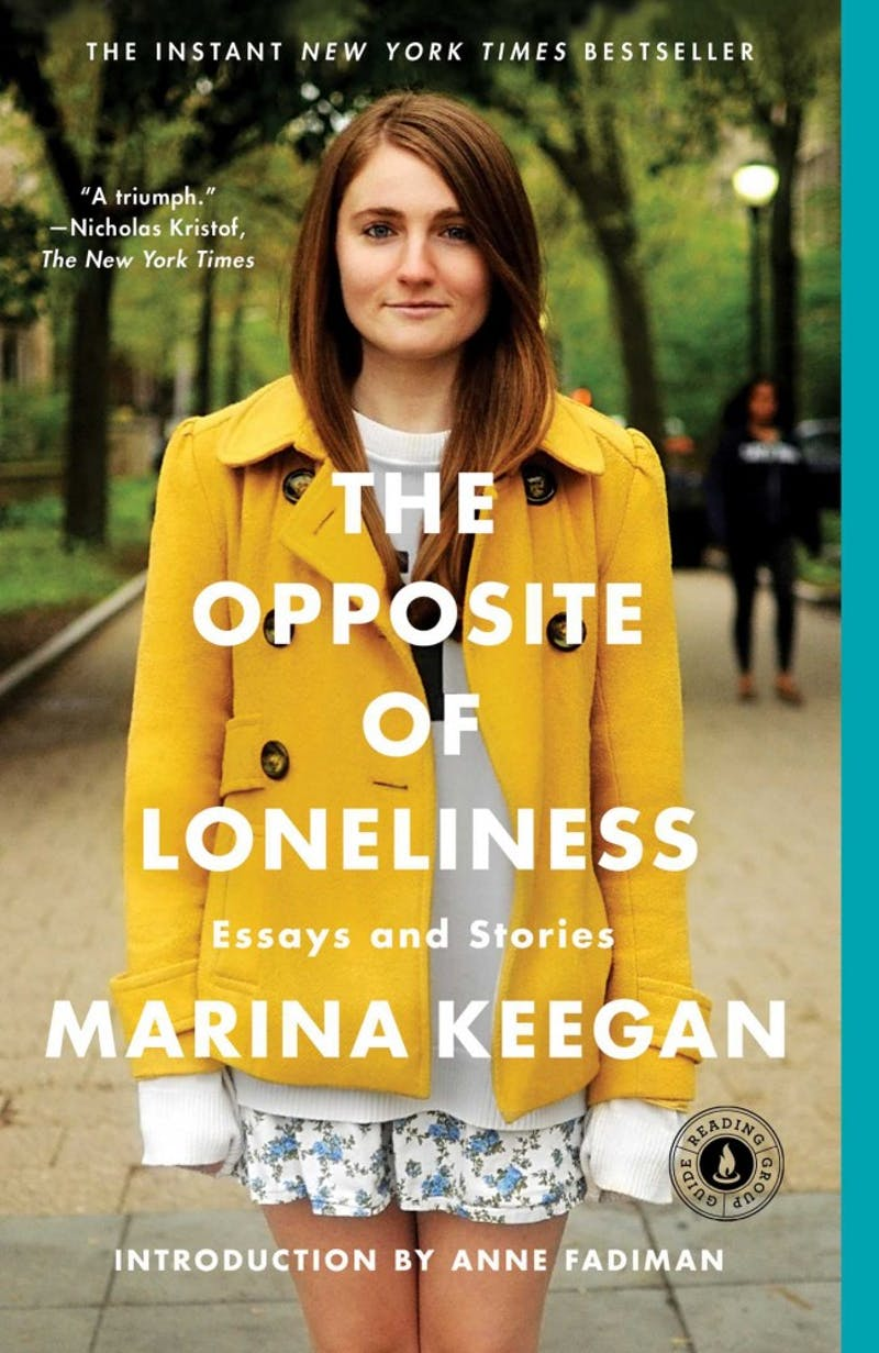 Marina Keegan embraced young themes throughout her work.