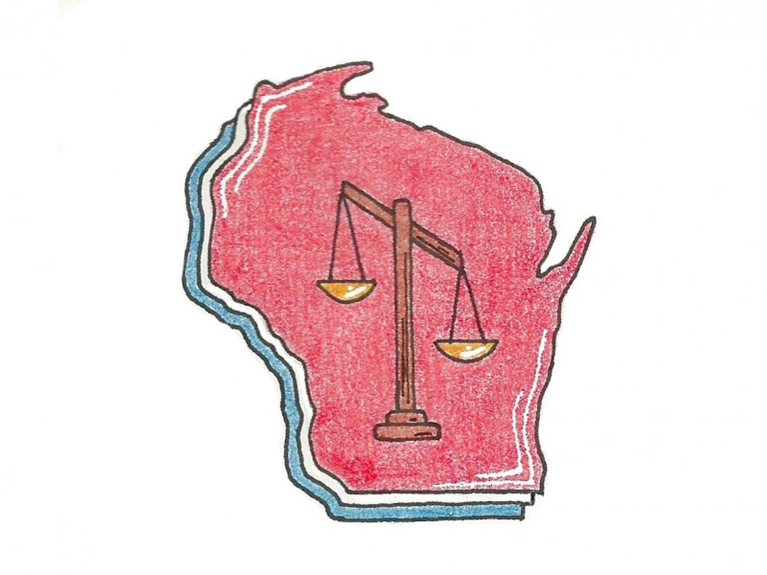 Though judges are not affiliated with a particular political party, recent Supreme Court elections in Wisconsin have become bitterly partisan battles over ideology.
