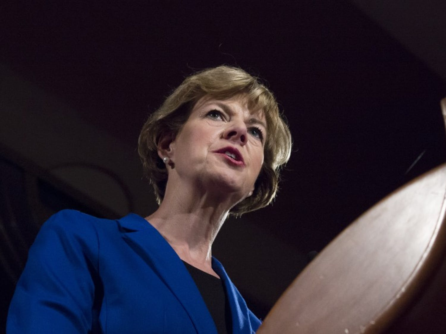 Empowering other women starts with believing in yourself, that is what Tammy Baldwin would do