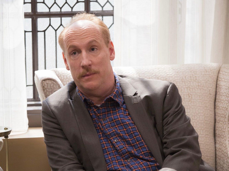 "Matt Walsh stars in the HBO comedy, ""Veep,"" airing Sundays at 9:30 p.m."
