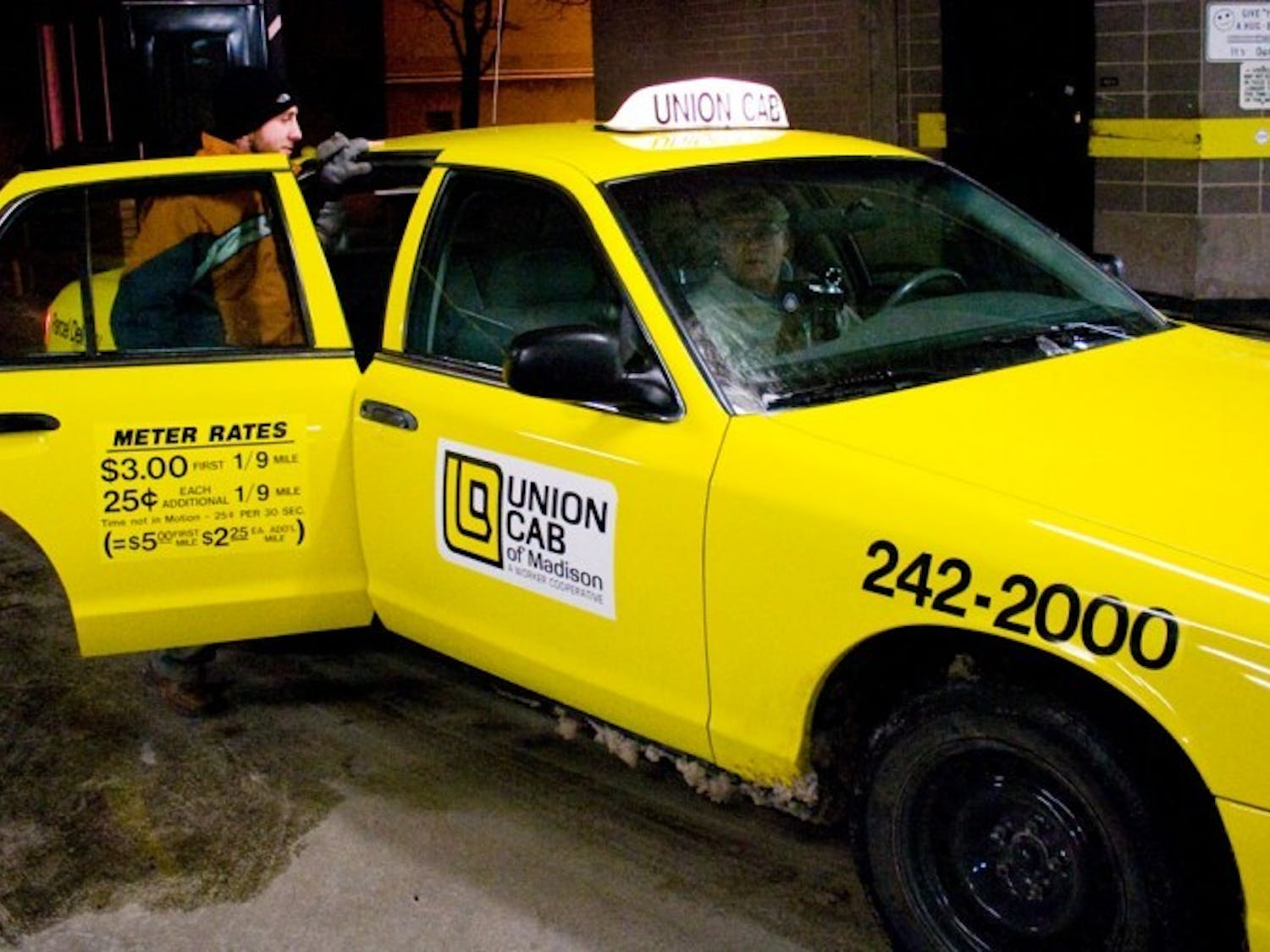 SAFERide cab limits student use to six times per semester